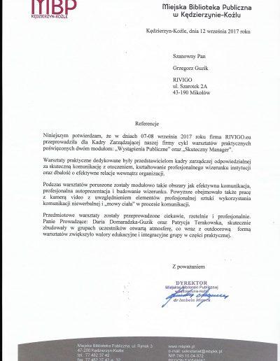 Rivigo-referencje-Biblioteka