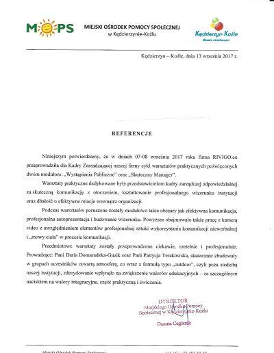 Rivigo-referencje-MOPS