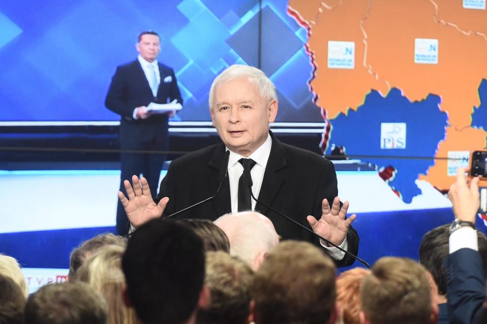Co tak naprawdę czuł Kaczyński? Ekspert nie ma wątpliwości