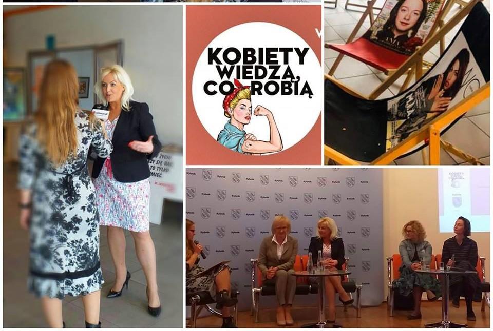 """Udział w panelu """"Kobiety przedsiębiorcze"""" – Wysokie Obcasy, Gazeta Wyborcza"""