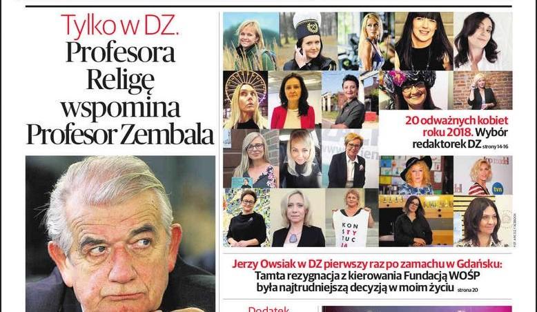 Daria Domaradzka-Guzik w gronie 20 odważnych kobiet woj. śląskiego 2018 r.