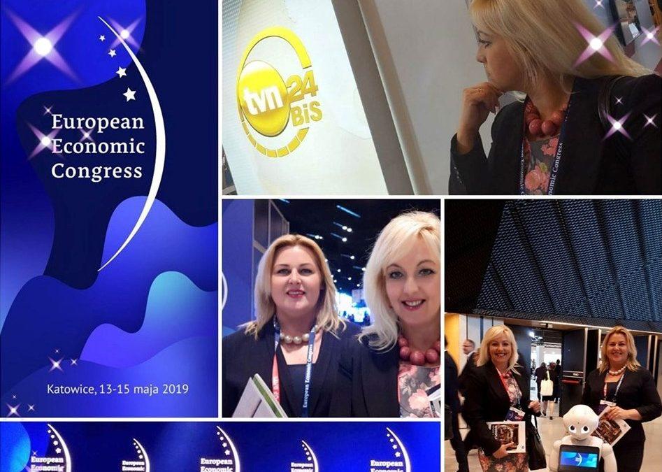 Rivigo.eu na Europejskim Kongresie Gospodarczym w Katowicach