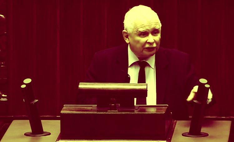 Anatomia furii Kaczyńskiego. Tak wygląda prezes, gdy puszczają mu hamulce